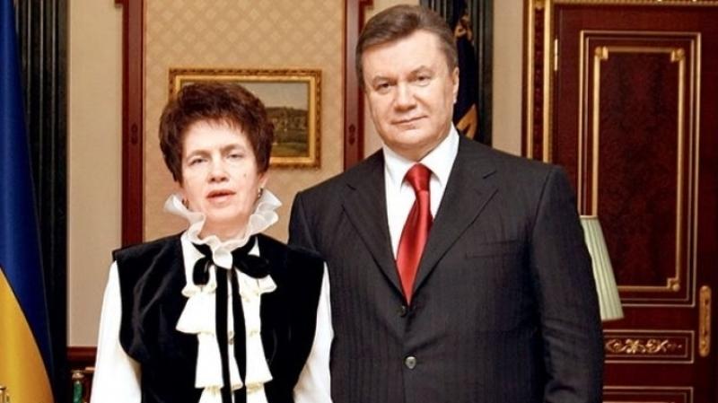 Людмила Янукович видео оранжевая революция юбилей 70 лет Севастополь Крым
