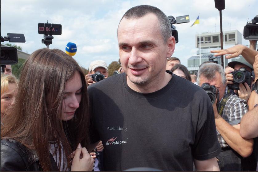Украина, политика, россия, обмен пленных,  сенцов, гаага, показания