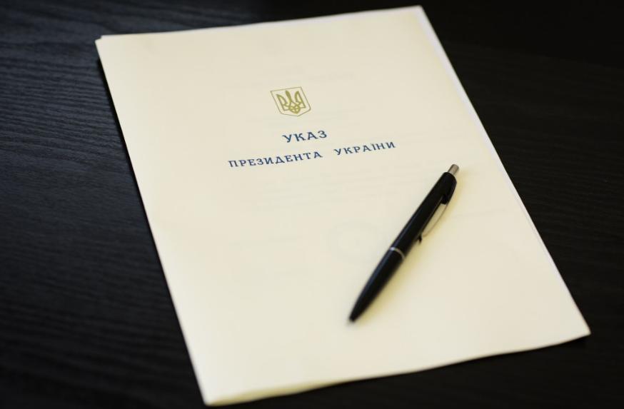 Президент  наградил посмертно 17-летнего Степана Чубенко, погибшего от рук российских наемников три года назад