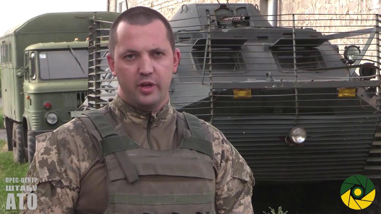 В Минобороны Украины сделали важное заявление относительно взятия в плен террористами офицера ВСУ из 128-й бригады - кадры