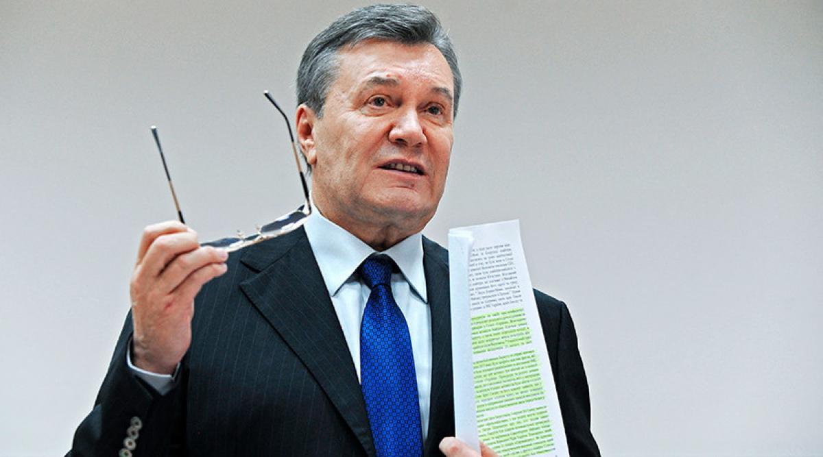 Суд по расстрелу Майдана: Янукович требует личного участия в заседании через онлайн-связь