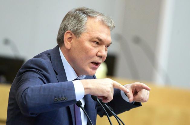 """Планы СБУ вывели из себя Госдуму: """"Если украинцы хотят наживать проблемы, пусть наживают"""""""