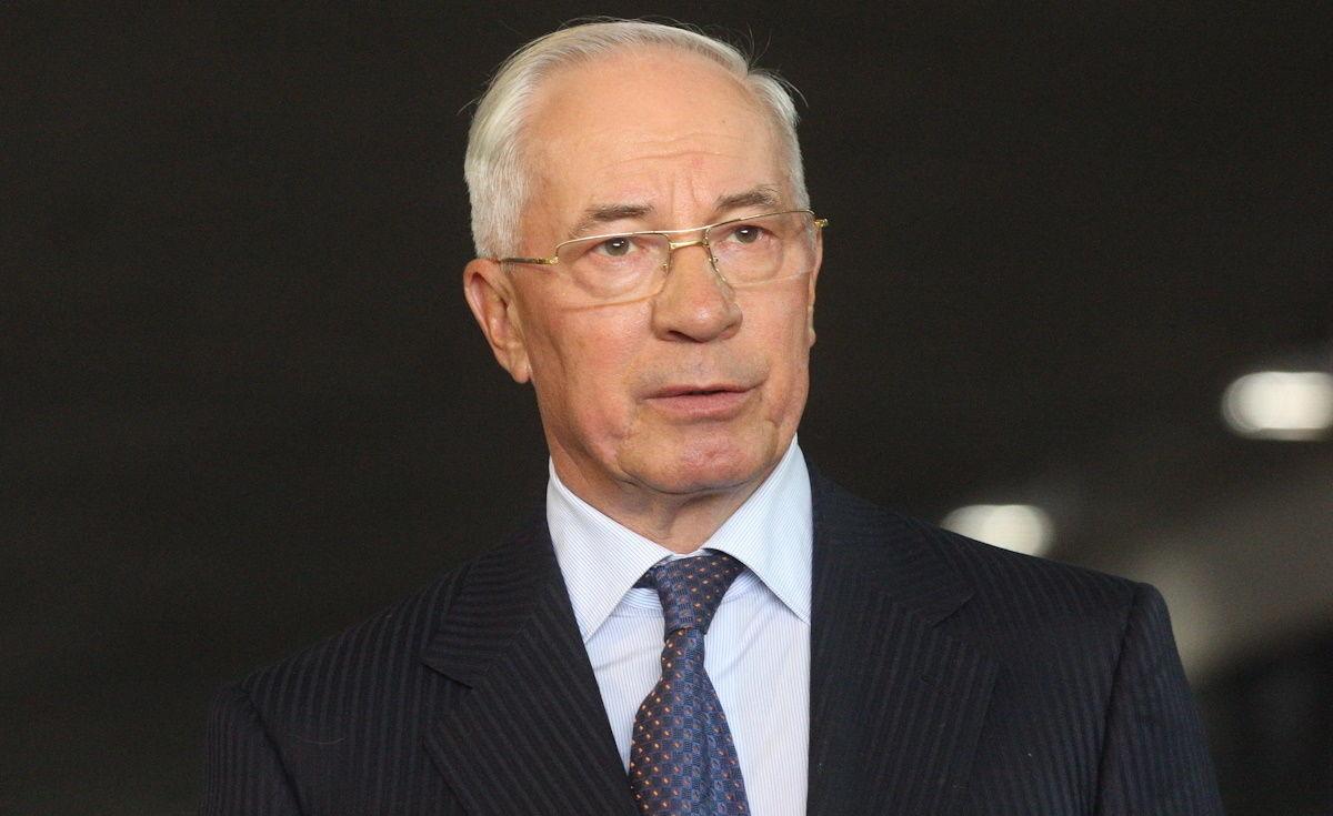 Ответственность за Харьковские соглашения: Офис Генпрокурора объявил подозрение Азарову