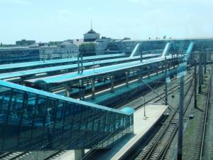 ДЖД: Донецк находится в железнодорожной блокаде