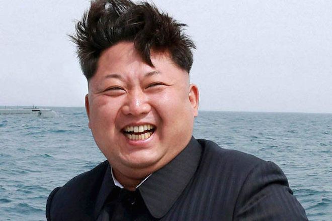 """""""""""Подарок"""" для американских ублю*ков"""", - Ким Чен Ын прокомментировал запуск межконтинентальной баллистической ракеты"""