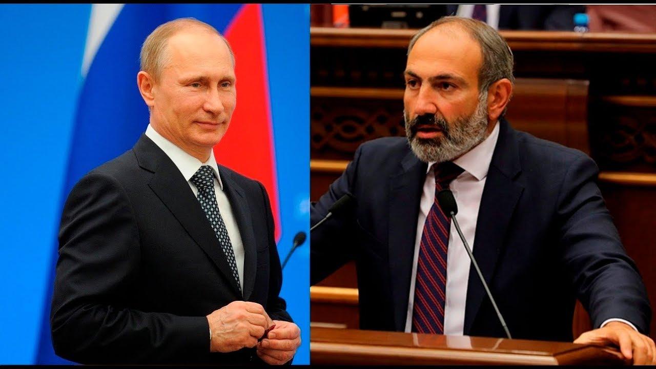 Долгожданное первое знакомство: в Сочи началась встреча Путина и Пашиняна