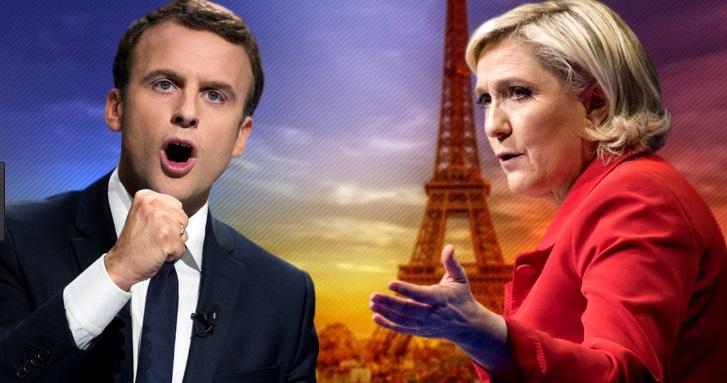 """Макрон просто """"разорвал"""" Ле Пен на дебатах! Это настоящий лидер Франции и всей Европы, он силен, как никто другой! – Максим Кантор"""