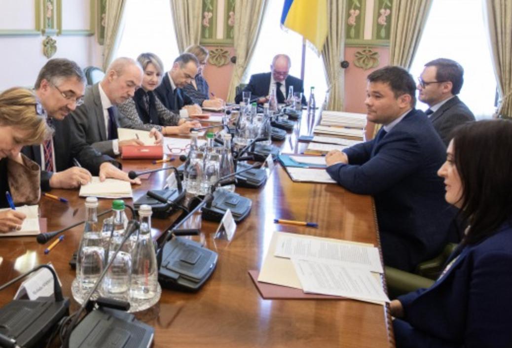 богдан, офис президента, g7, большая семерка, новости, украина, приватбанк, нафтогаз
