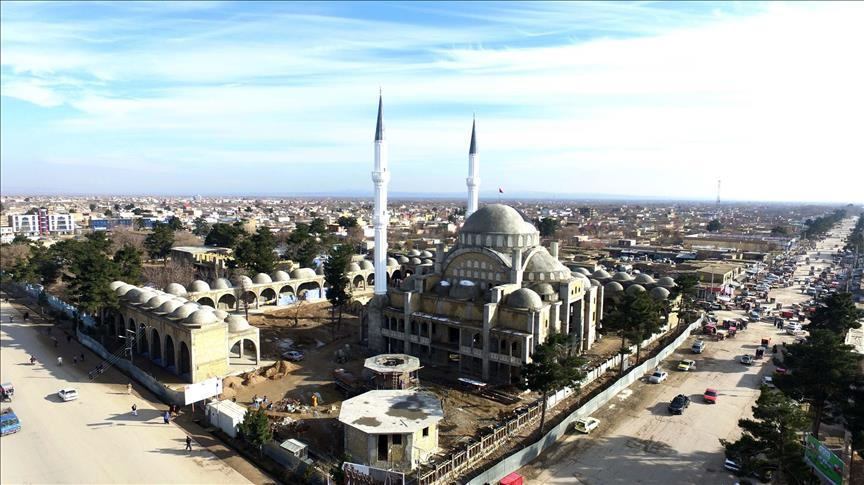 Боевики подорвали мечеть в Афганистане - есть жертвы