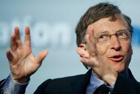 Билл Гейтс пожертвовал почти 5 миллиардов долларов на благотворительные цели