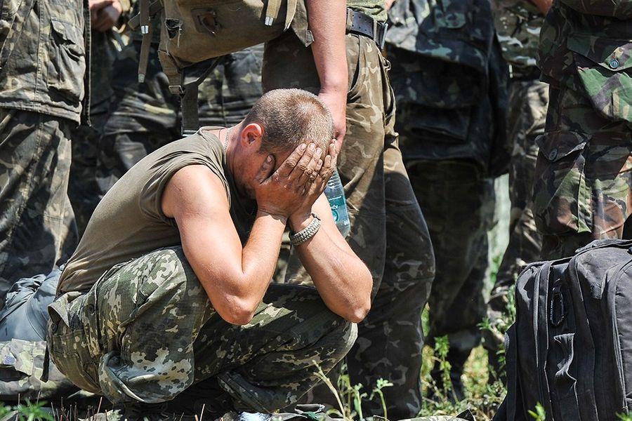 новости, Украина, Вознессенск, Николаев, солдат, убийство