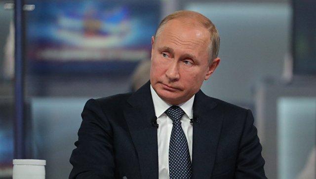 """Путин впервые публично признал незаконный захват Крыма: """"Вот кто корни аннексии закладывал"""""""