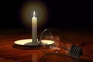 В Крыму снова отключают электроэнергию