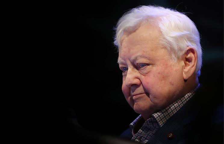 """""""Табаков умер еще 11 марта 2014 года. Просто похоронят его четыре года спустя. В России это бывает все чаще и чаще"""", – Сергей Талк"""