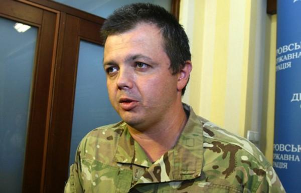 СМИ: нардеп Семенченко как переселенец из Крыма будет получать ежемесячное пособие