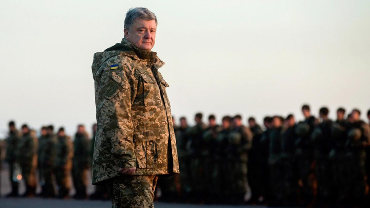 """Порошенко о разоружении частей ВСУ в Крыму: """"Я никогда не призывал это делать"""""""
