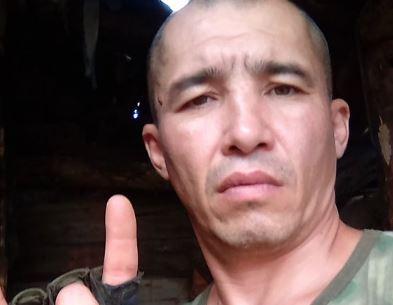 В Россию поехал груз с убитым на Донбассе Русланом Абикеновым: появилось фото ликвидированного военного с Урала