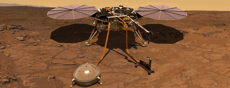 """Китайский зонд """"Тяньвэнь-1"""" успешно приземлился на Марсе: детали первого полета"""