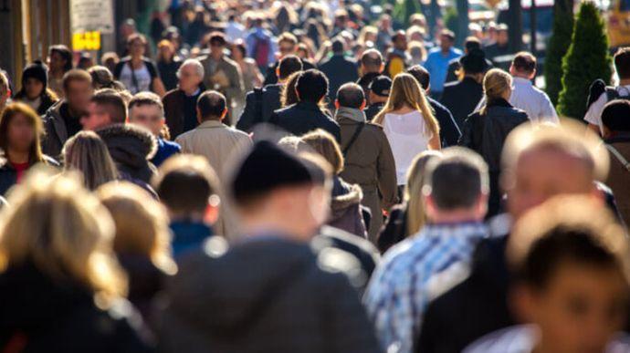 Госстат обнародовал статистику, насколько изменилось население Украины в коронавирусный год
