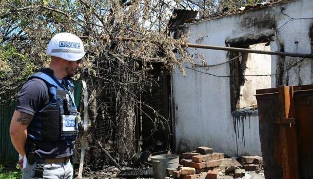 На блокпосту ВСУ спасли раненную боевиками в Чигарях женщину: из нее извлекли 20 осколков