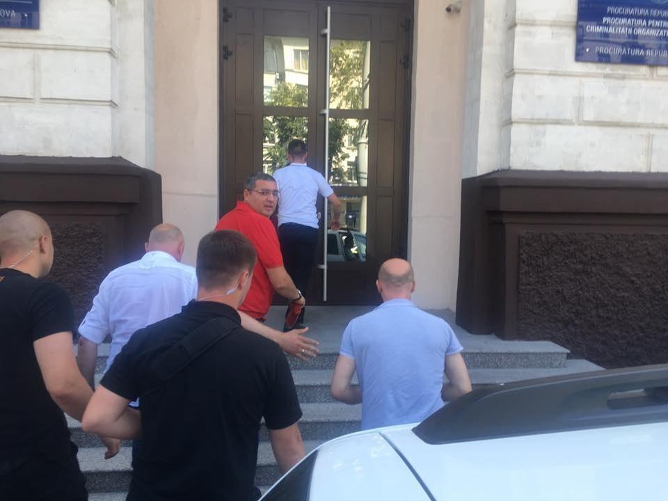 молдова, прокуратура, президент молдовы, игорь додон, задержание, арест, ренато усатый, фото, политика