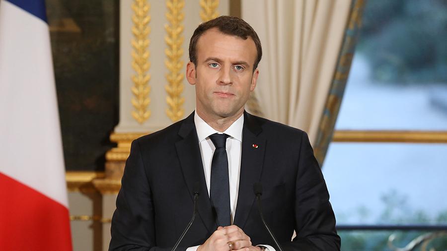 новости, США, Россия, политика, встреча, Франция, Париж, Путин, Трамп макрон