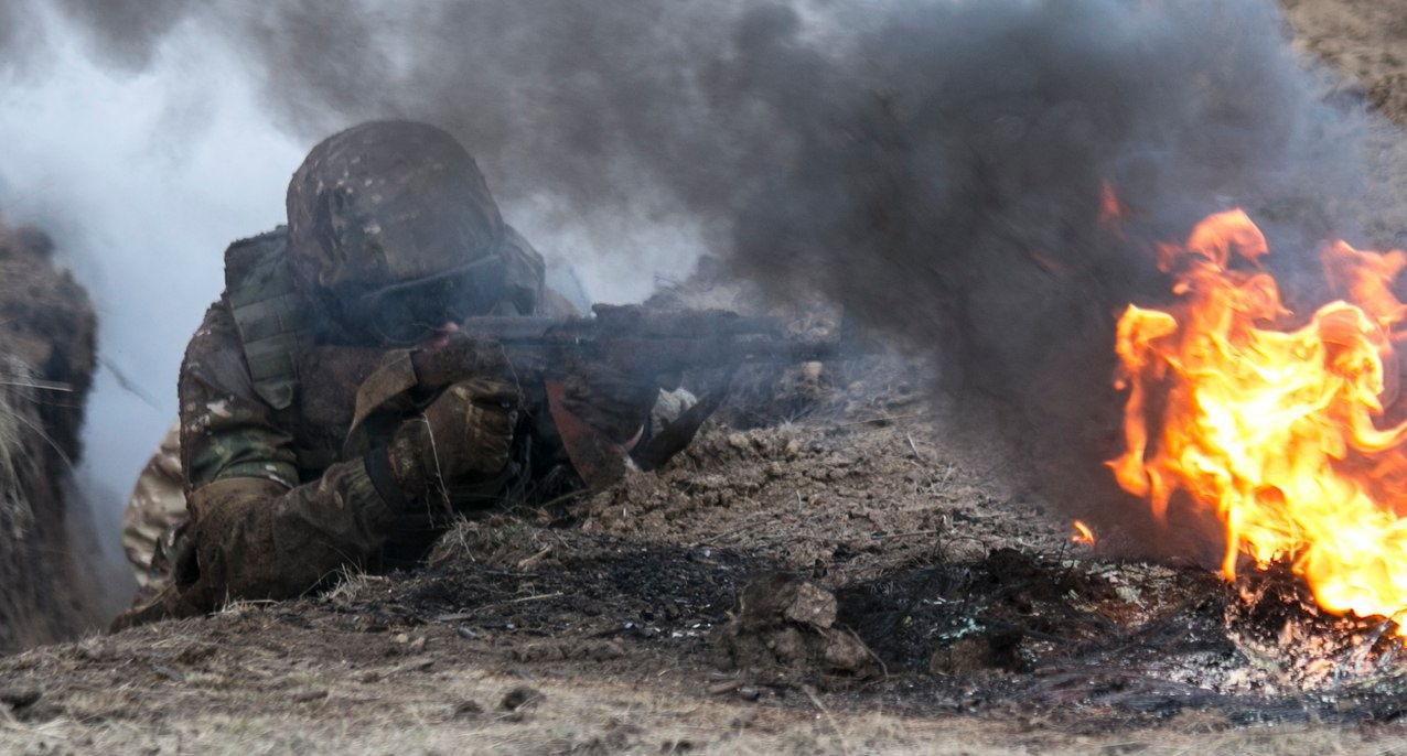 В штабе ООС заговорили о возможном обострении на Донбассе: противник стягивает силы