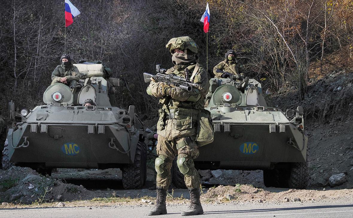 Вокруг российских миротворцев в Карабахе разгорается скандал: в регион пошел поток контрабанды - СМИ