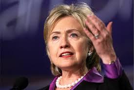 СМИ: Клинтон - главный кандидат в президенты США от демократов