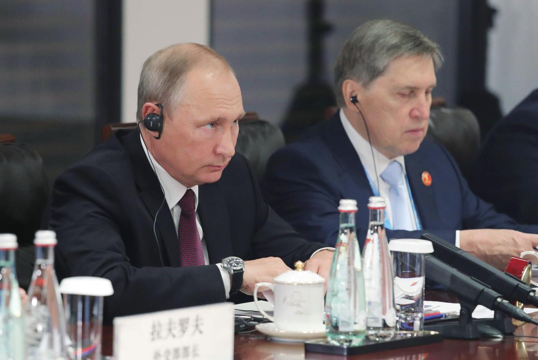 Россия, Путин, Ушаков, Нормандский формат, Встреча, Саммит.