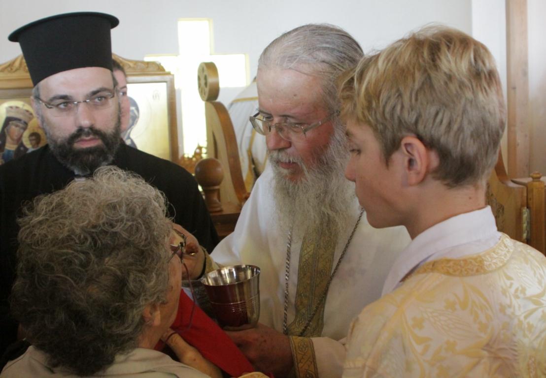 Константинополь назначил предстоятеля Андреевской церкви, переданной ему в пользование украинскими властями