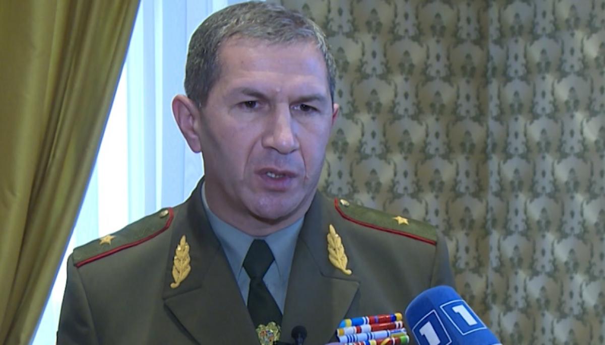 Кто предложил Пашиняну заключить мир в Карабахе: начальник Генштаба ВС Армении Гаспарян раскрыл карты