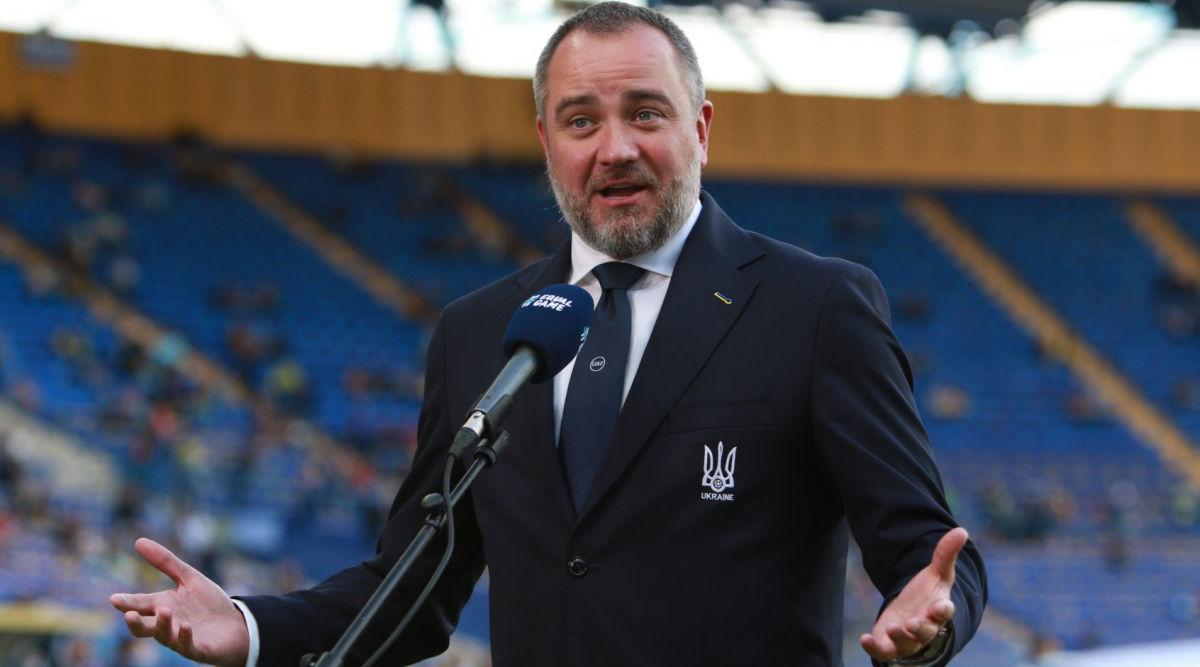 СМИ назвали имя вероятного кандидата на должность главного тренера сборной Украины