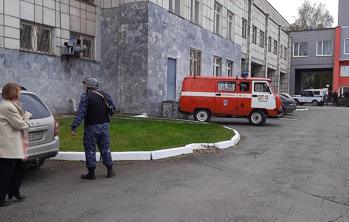 Устроивший стрельбу в Перми выжил: в Кремле отреагировали на ЧП