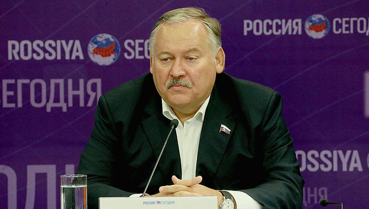 """""""Украина должна прекратить существование"""", - депутат РФ Затулин назвал всех украинцев врагами"""