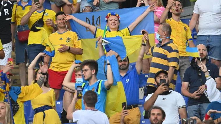 Матч Украина-Англия: стало известно количество зрителей в главной фан-зоне Киева