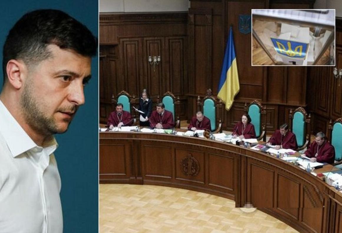 Украина, Выборы, кс, Мустафа Найем, Зеленский, вр