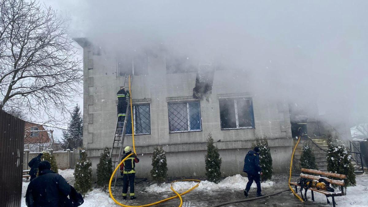 15 пенсионеров сгорели в Харькове: задержаны все причастные