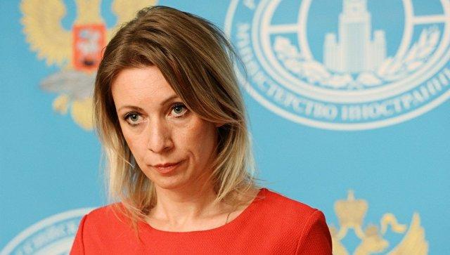 Мария Захарова: Бабченко в капкане, а историю сшили по западным образцам, чтобы навредить России