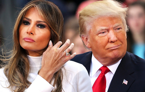 Надоело ждать: первая леди США попыталась прервать затянувшуюся беседу Трампа с Путиным