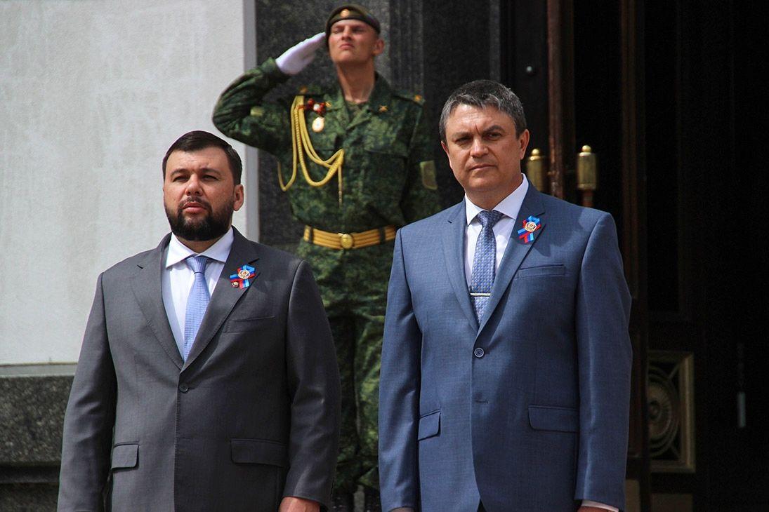 Пушилин и Пасечник проголосовали на выборах РФ и разоблачили главный тезис Кремля о Донбассе