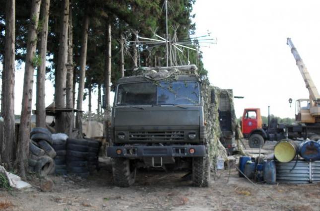 ДНР,  Донбасс, Россия, армия, обсе, вооружение, торн, комплекс, боевики,
