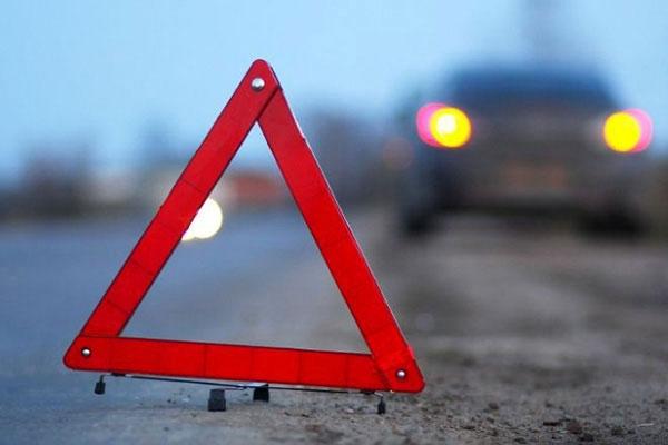 Опубликованы кадры кровавого ДТП в Оболонском районе Киева с участием нескольких автомобилей