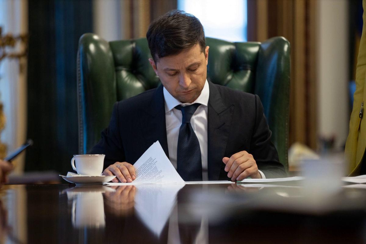 """Закон о """"нулевой декларации"""" подписан Зеленским - к чему готовиться украинцам"""