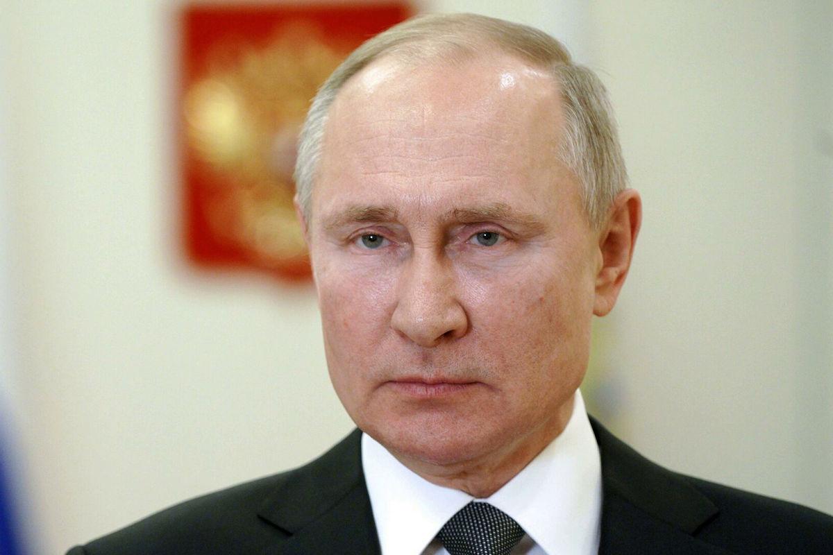 Путин: План вступления Украины вНАТО вполне может стать реальностью