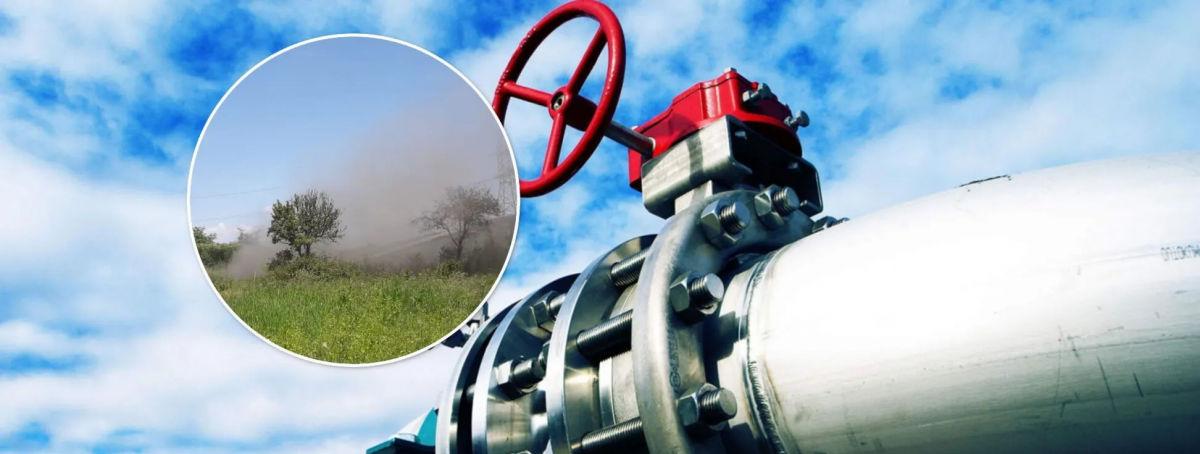 Под Ивано-Франковском произошел взрыв на газопроводе: стала известна причина