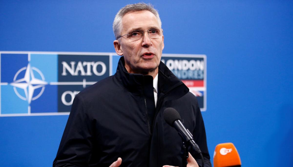 НАТО, Россия, Столтенберг, Путин, встреча