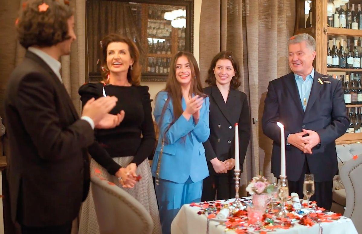 """""""Я знаю, ты взволнован"""", - Марина Порошенко растрогала мужа сюрпризом, ей помогли дети"""