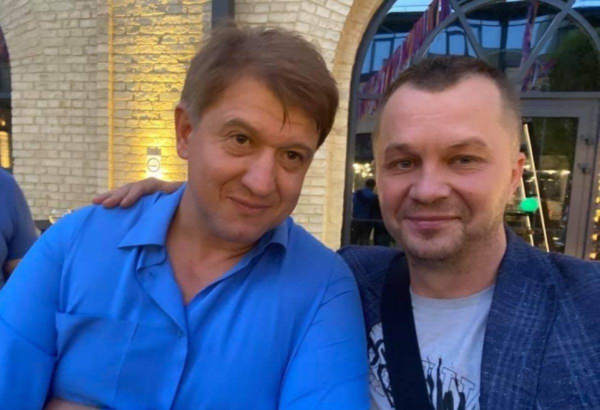 Милованов передумал и написал заявление в полицию на Данилюка
