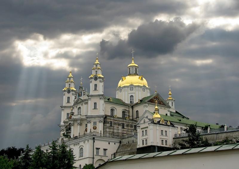 На Тернопольщине в Почаевской лавре распространяют пророссийскую литературу